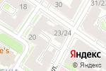 Схема проезда до компании Мономах, ТСЖ в Санкт-Петербурге