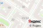 Схема проезда до компании Петроинвест в Санкт-Петербурге