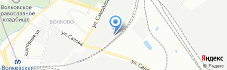 Грузовая Оснастка на карте Санкт-Петербурга