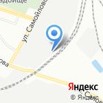ОКТОПУС-СПб на карте Санкт-Петербурга