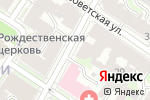 Схема проезда до компании МЕДИКА в Санкт-Петербурге
