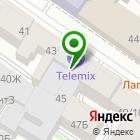 Местоположение компании ПетербургКомплексПроект