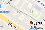 Схема проезда до компании Гаджет в Санкт-Петербурге
