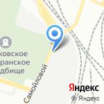 Car Logistic Service на карте Санкт-Петербурга