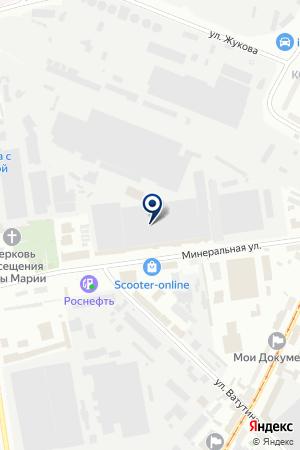 Мастер Вуд на карте Санкт-Петербурга