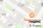 Схема проезда до компании Telemix в Санкт-Петербурге