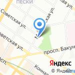 76 отдел полиции Управления МВД Центрального района на карте Санкт-Петербурга