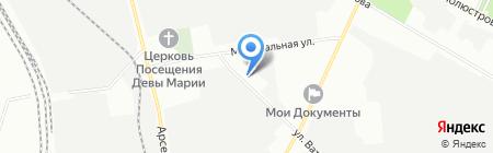 ТОР на карте Санкт-Петербурга