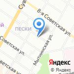 Ruff Tuff на карте Санкт-Петербурга