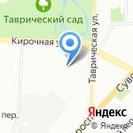 Диалог-Недвижимость на карте Санкт-Петербурга