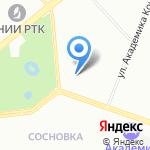 BravoShow на карте Санкт-Петербурга