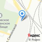 КабельТрест на карте Санкт-Петербурга