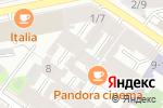 Схема проезда до компании Нева-Аудит в Санкт-Петербурге