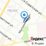 ПрофКонсалтинг на карте Санкт-Петербурга
