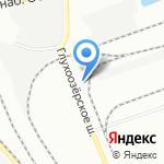 Аренда и Складские Терминалы на карте Санкт-Петербурга