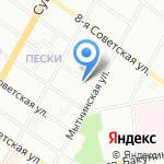 ЭкоГрад на карте Санкт-Петербурга