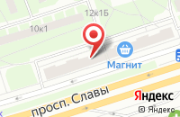 Схема проезда до компании Л-Аудио в Санкт-Петербурге