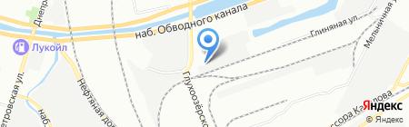 Av-parts.ru на карте Санкт-Петербурга