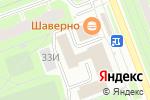 Схема проезда до компании Уголок здоровья в Санкт-Петербурге