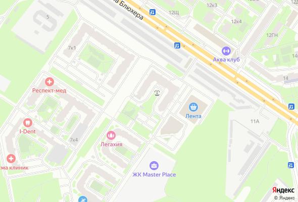 жилой комплекс Фламинго
