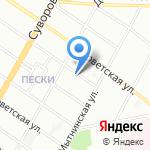 CheckStop на карте Санкт-Петербурга
