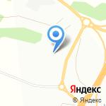ТехноНИКОЛЬ на карте Санкт-Петербурга