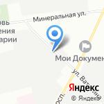 Дымоходы СЗ на карте Санкт-Петербурга