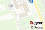 Схема проезда до компании Восточная ночь в Санкт-Петербурге