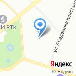 Сервис-Технология на карте Санкт-Петербурга