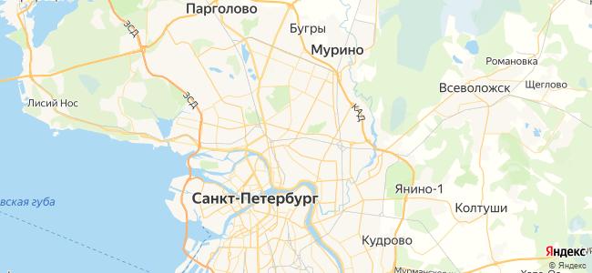 10 маршрутка в Санкт-Петербурге