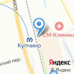 Tailor house на карте Санкт-Петербурга