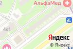 Схема проезда до компании ПИВТОЧКА в Санкт-Петербурге