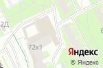 Схема проезда до компании IDDIS в Санкт-Петербурге