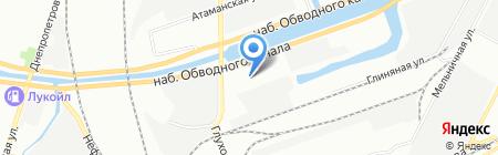 Влодке.рф на карте Санкт-Петербурга