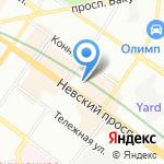 Академия имиджа Анны Морозовой на карте Санкт-Петербурга