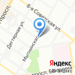 КОНКОРД МЕДИА на карте Санкт-Петербурга