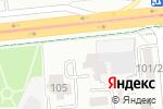 Схема проезда до компании Радиус в