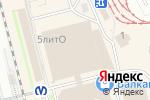 Схема проезда до компании Snowimage в Санкт-Петербурге