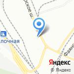ВентМетал на карте Санкт-Петербурга