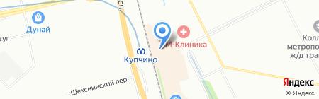 Dress Code на карте Санкт-Петербурга