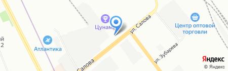Паркет Холл на карте Санкт-Петербурга