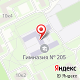 Гимназия №205, Фрунзенский район