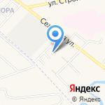 Оазикс на карте Санкт-Петербурга