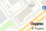 Схема проезда до компании ТД Тракт в Санкт-Петербурге