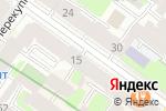 Схема проезда до компании Стразы в Санкт-Петербурге