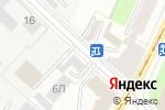 Схема проезда до компании Автопремьер в Санкт-Петербурге