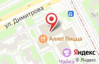 Схема проезда до компании В двух шагах в Астрахани