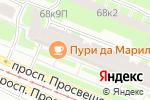 Схема проезда до компании Банкомат, Альфа-банк в Санкт-Петербурге