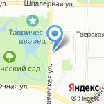 Пивная лавка на карте Санкт-Петербурга