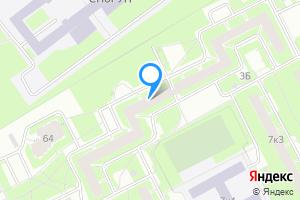 Снять комнату в трехкомнатной квартире в Санкт-Петербурге Бухарестская ул., 66к1